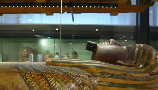 Egypt Gallery, Ashmolean Museum, Oxford